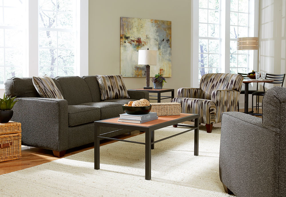 Omni Living Room Furniture Rental Package From Ifr