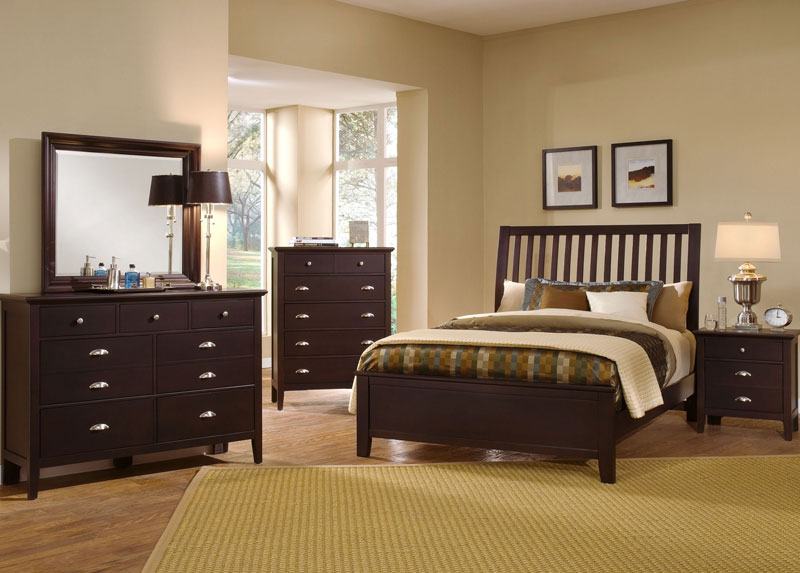 Urban Retreat Master Bedroom Furniture Rental Package