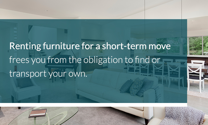 4 Renting Furniture For Short Term Move