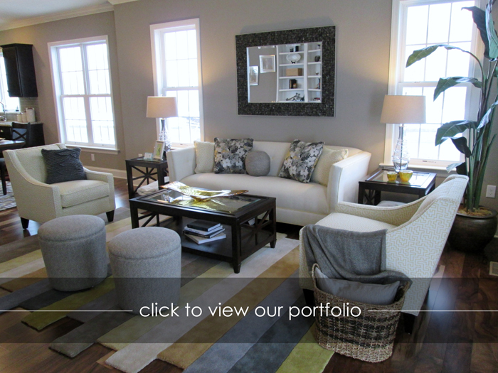 Beautiful Rental Furniture For Home Staging, For Every Room And Space ...
