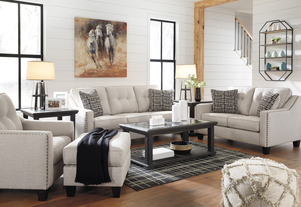 Eclipse Living Room Furniture Rental Package From Ifr