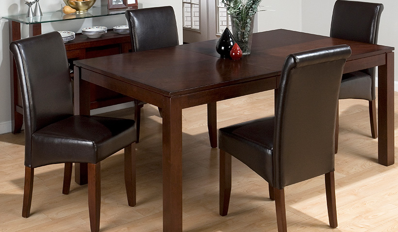 Encore dining furniture rental package from ifr