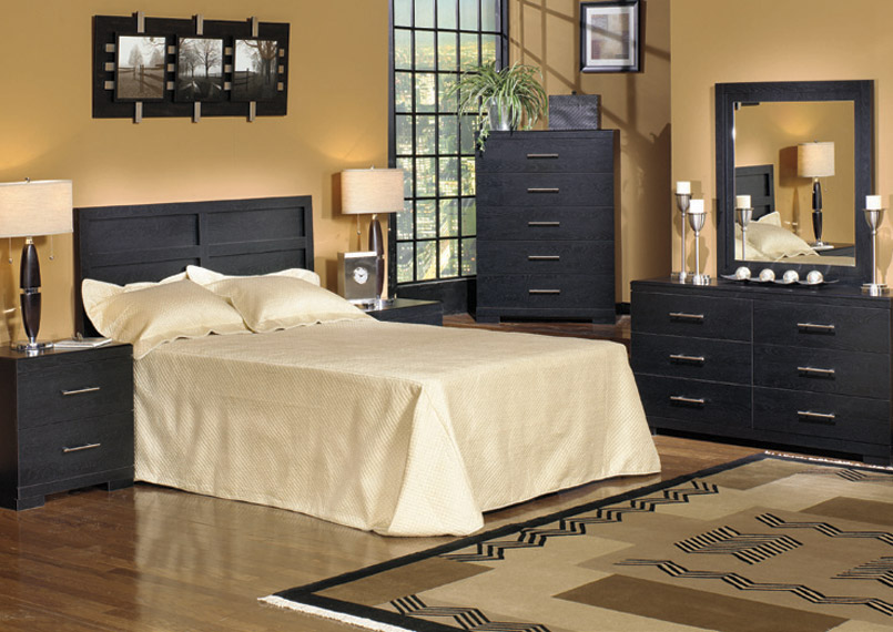 Eclipse bedroom furniture rental package central pa md - Ashley wilkes bedroom collection ...