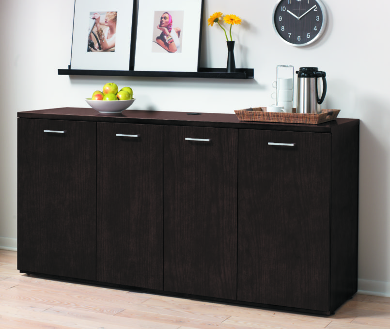 credenza table for rent