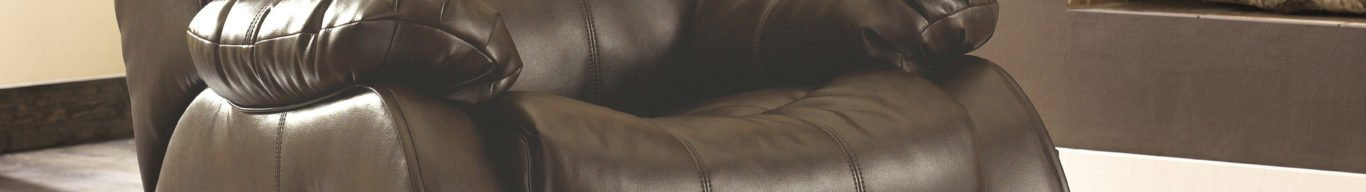 leather recliner for rent