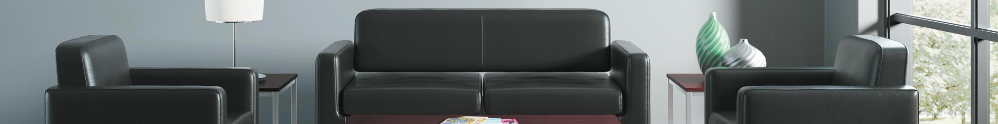 rental furniture office lobby