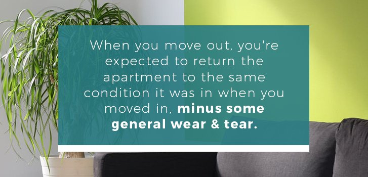 rental wear & tear