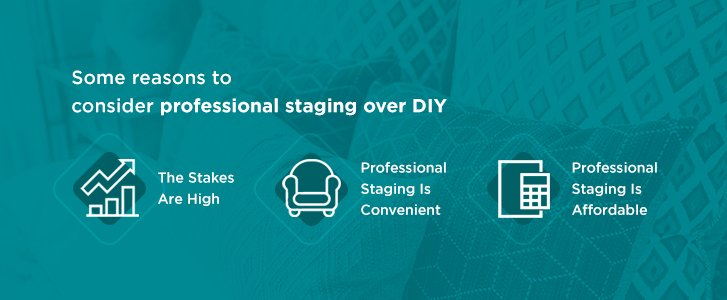 benefits of professional staging
